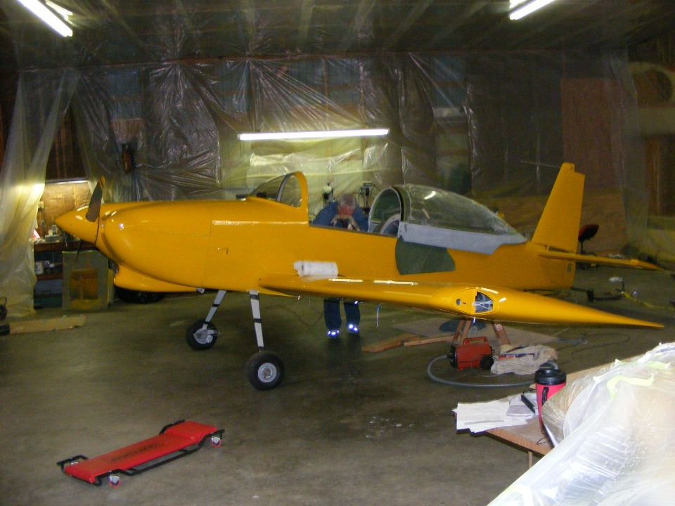 Wendell Folks RV-8 Project - Page 79